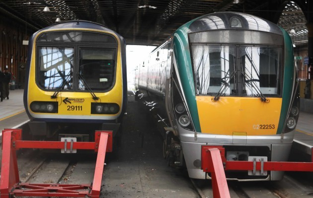 File Photo Train driver members of SIPTU to ballot for strike action. Following the rejection of a Labour Court recommendation on past productivity and a pre-emptive decision by Irish Rail management to unilaterally implement its plans for driver mentorin