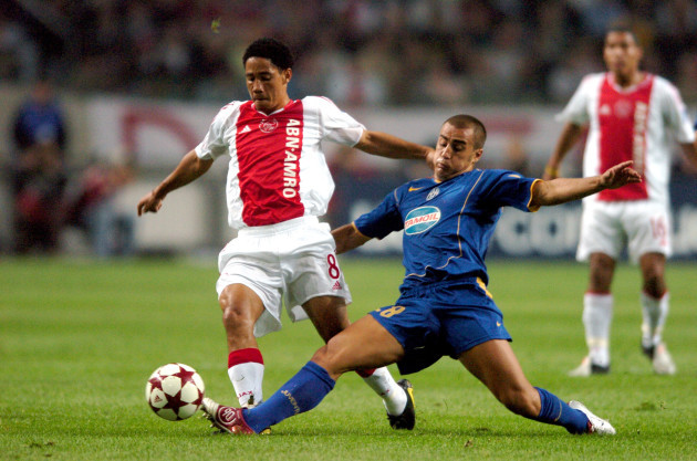 Soccer - UEFA Champions League - Group C - Ajax v Juventus