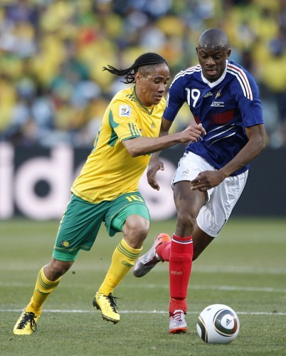 Soccer - 2010 FIFA World Cup South Africa - Group A - France v South Africa - Free State Stadium