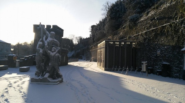 Kilkenny Hurling Statue