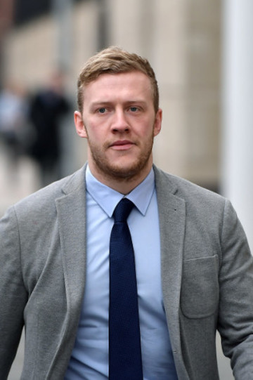 Rape Trial Continues Of Two Ireland Rugby Internationals