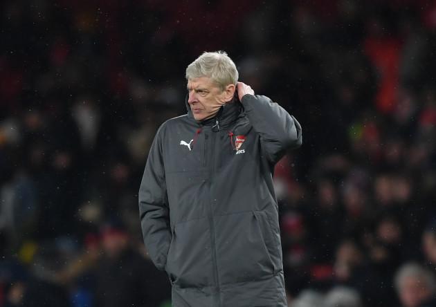 Arsenal v Manchester City - Premier League