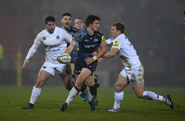 Sale Sharks v Bath Rugby - Aviva Premiership