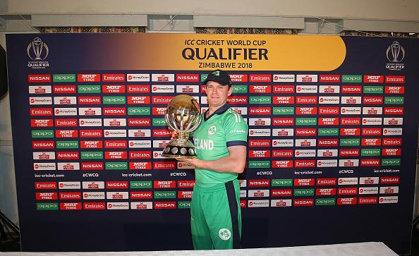 Zimbabwe v Ireland - ICC Cricket World Cup Qualifier Warm Up
