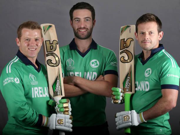 Ireland Headshots - ICC Cricket World Cup Qualifier