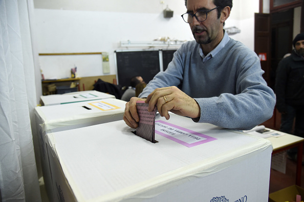 Italians Go To The Polls In The 2018 General Election