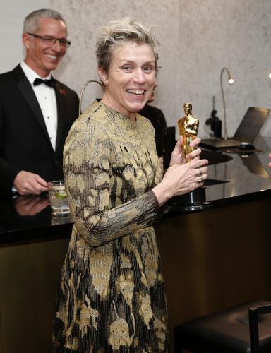 90th Academy Awards - Governors Ball