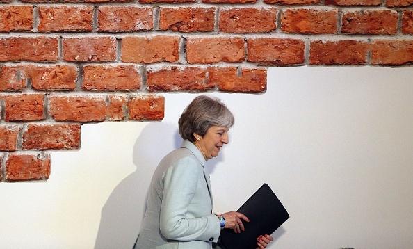 BRITAIN-POLITICS-HOUSING