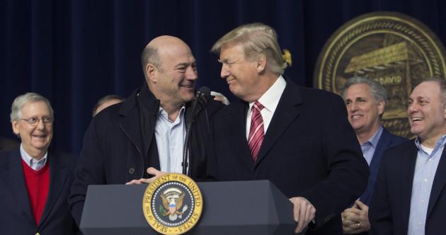 Trump Hosts GOP Bicameral Leadership at Camp David