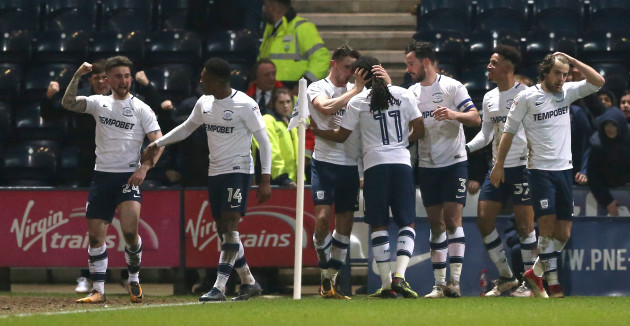 Preston North End v Bristol City - Sky Bet Championship - Deepdale