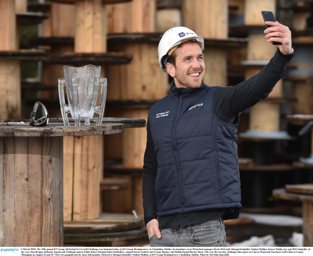 The 19th Annual KN Group All-Ireland GAA Golf Challenge Launch