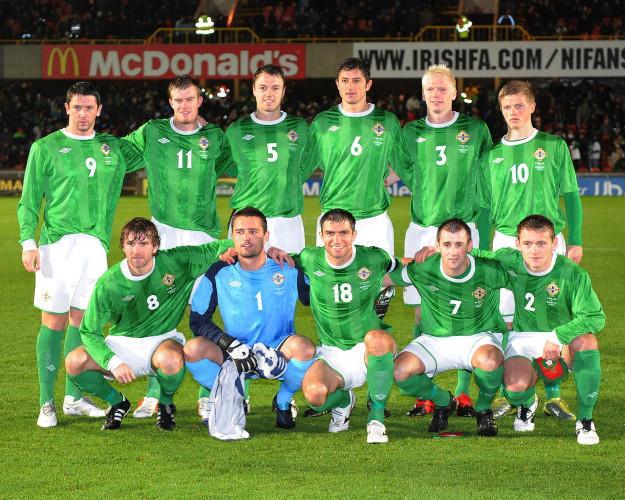 Soccer - International Friendly - Northern Ireland v Morocco - Windsor Park