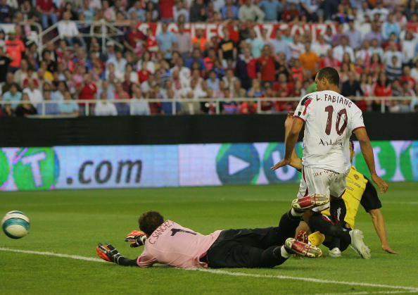 Sevilla v Real Zaragoza