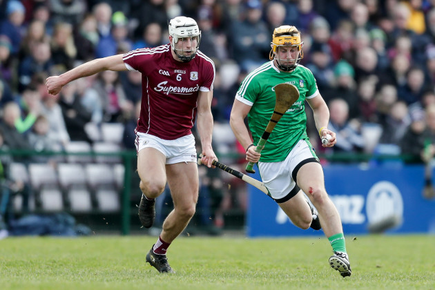 Tom Morrissey and Gearoid McInerney