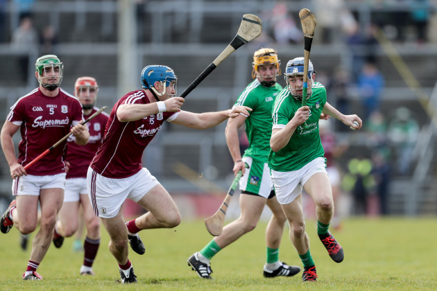 David Reidy and Conor Cooney
