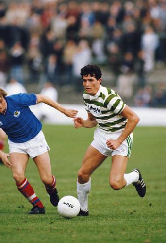 Liam O' Brien Shamrock Rovers 1984