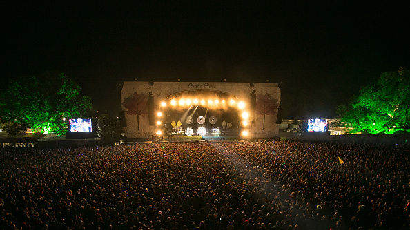 Electric Picnic 2015 - Day 2