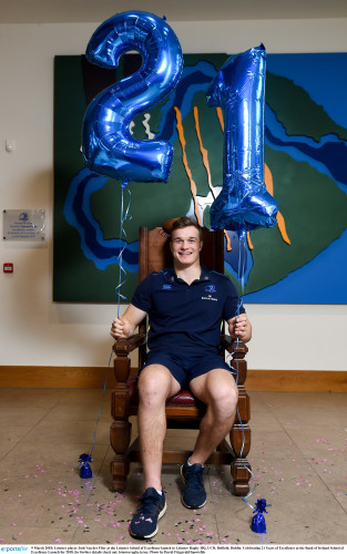 2018 Bank of Ireland Leinster School of Excellence Launch