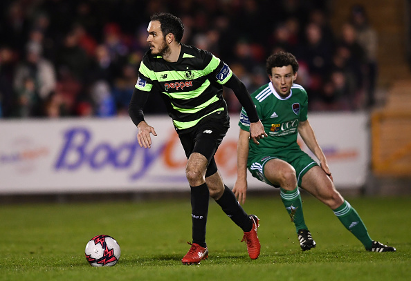 Cork City v Shamrock Rovers - SSE Airtricity League Premier Division
