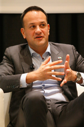 A Conversation with Leo Varadkar, T.D. Prime Minister of Ireland - 2018 SXSW Conference and Festivals