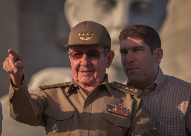 CUBA-MAY DAY-MARCH