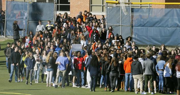 Student Walkout Gun Violence