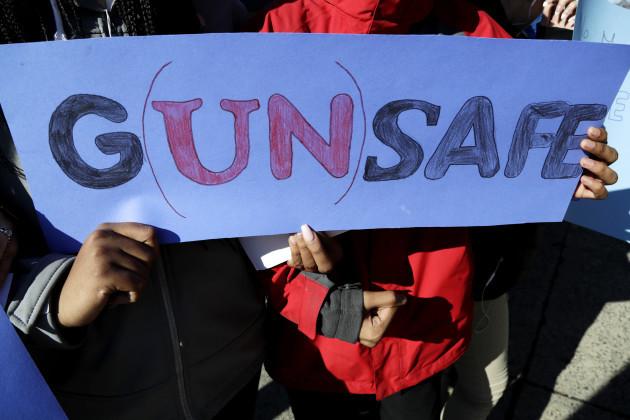 Student Walkouts Gun Violence