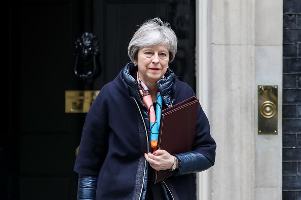 U.K. Chancellor Of The Exchequer Philip Hammond Presents Spring Statement