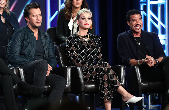 Katy Perry gave a teenage American Idol contestant his first