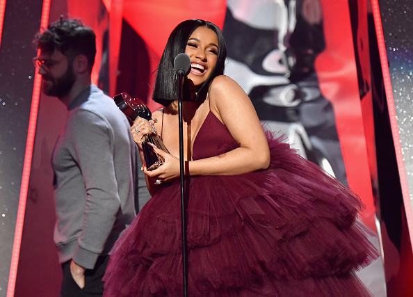 People Are Seriously Convinced That Cardi B Is Pregnant And Due To