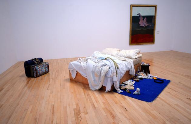 Emin's Artwork at the Tate