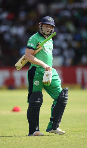 Ireland v Zimbabwe - ICC Cricket World Cup Qualifier