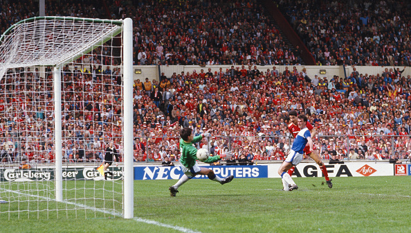 1986 FA Cup Final Liverpool 3-1 Everton