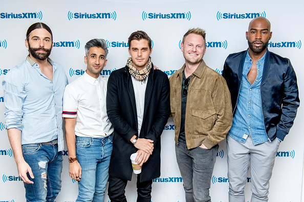 Celebrities Visit SiriusXM - February 14, 2018