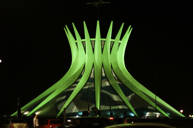 CATHEDRAL OF BRASÍLIA, BRAZIL, JOINS TOURISM IRELAND'S GLOBAL