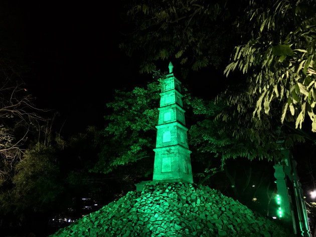 THE PEN MONUMENT IN HANOI, VIETNAM, JOINS TOURISM IRELAND'S GL