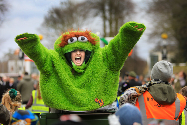 St Patricks Festival Parade4