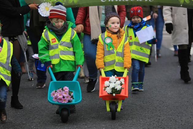 St Patricks Festival Parade11