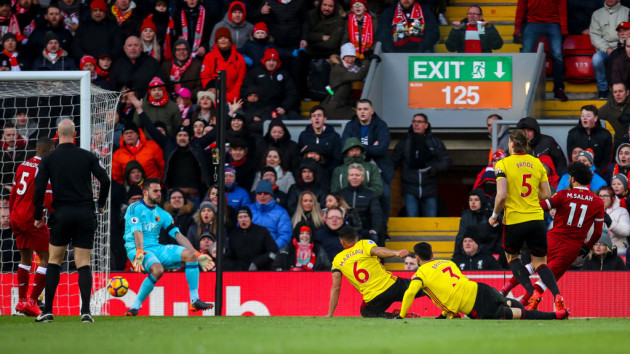 Liverpool v Watford - Premier League