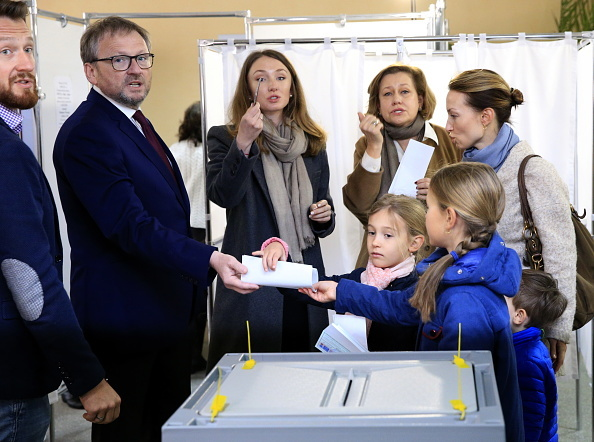 2018 Russian presidential election
