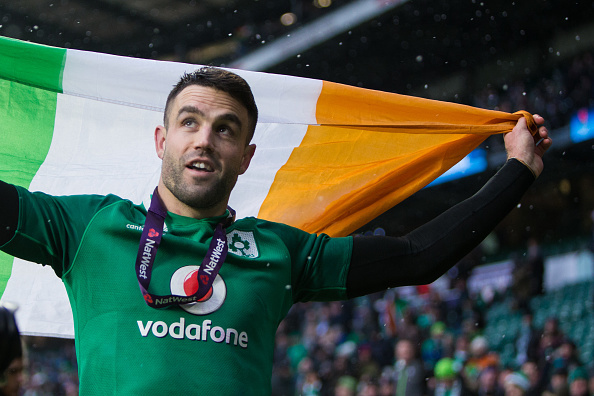 2018 NatWest Six Nations Rugby England v Ireland Mar 17th