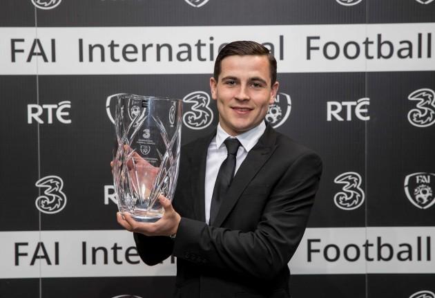 Josh Cullen, U21 International Player of the Year