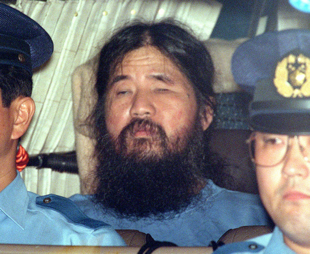 Japan Doomsday Cult
