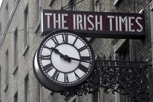 File Photo THE IRISH TIMES has agreed to buy the Cork-based media company that publishes the Irish Examiner.