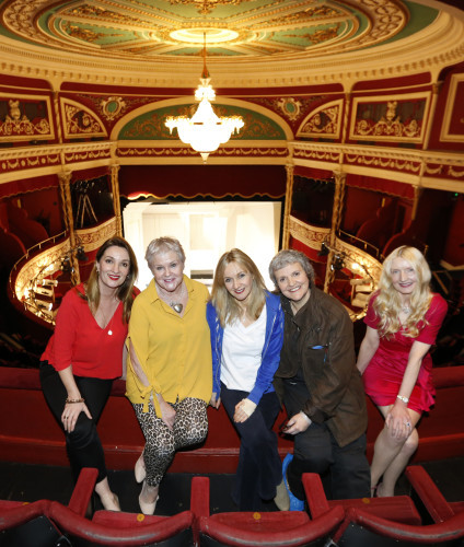 Boom at Gaiety Theatre 2