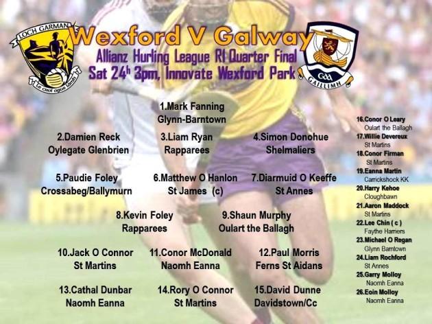 Wex-v-Galway-24th-Mar-Team-announcement