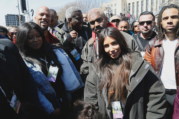 attends March For Our Lives on March 24, 2018 in Washington, DC.
