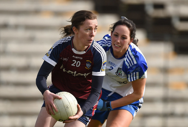 Monaghan v Westmeath - Lidl Ladies Football National League Division 1 Round 6
