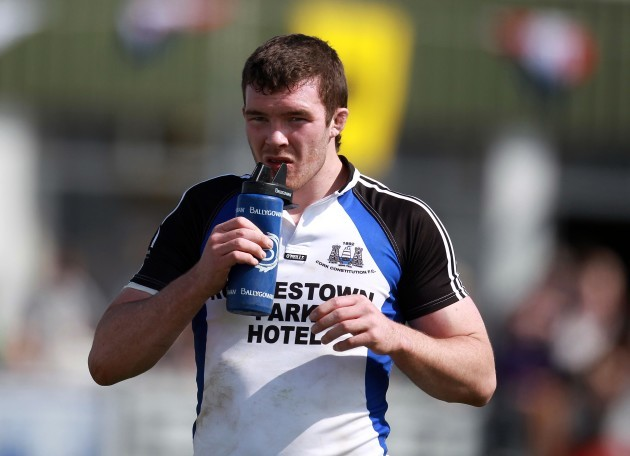 Peter O'Mahony