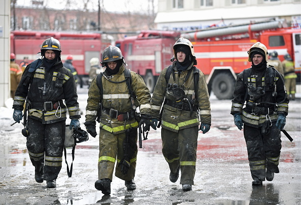 Over 50 people killed in Kemerovo shopping mall fire